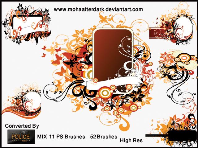 MIX 11 by mohaafterdark