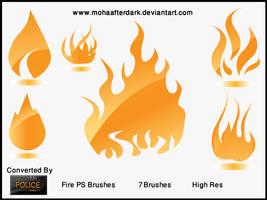 fire by mohaafterdark