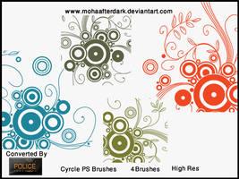 circle by mohaafterdark
