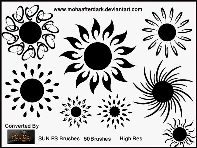 sun by mohaafterdark