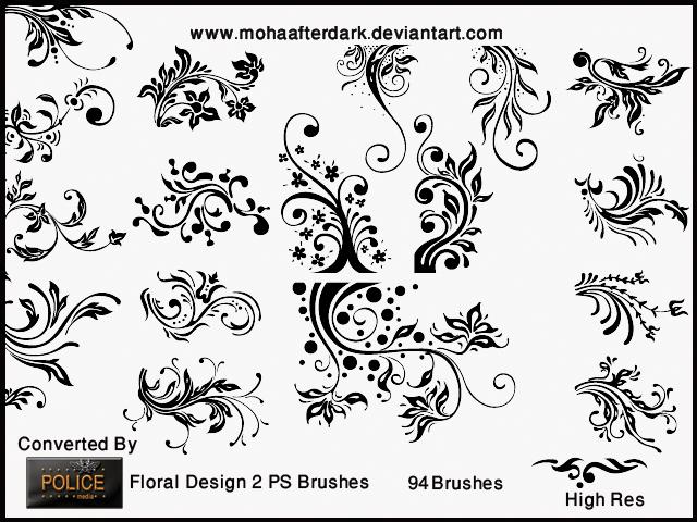 Floral Design 2 by mohaafterdark