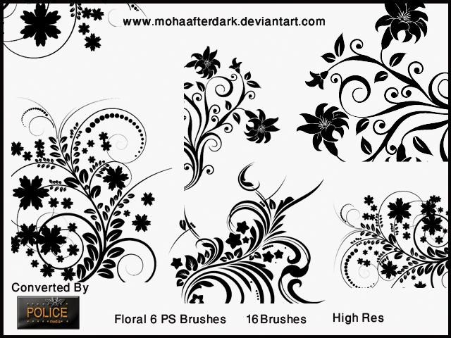 Floral 6 by mohaafterdark
