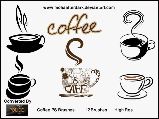Coffee by mohaafterdark