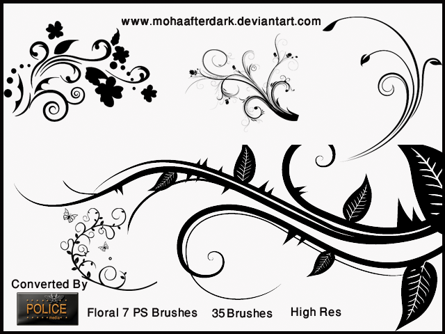 Floral 7 by mohaafterdark