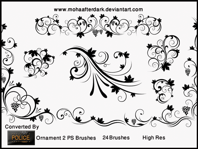 Ornament 2 by mohaafterdark