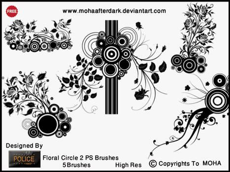 Floral Circle 2