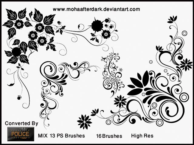 Mix 13 by mohaafterdark