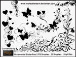 Ornamental Butterflies 2