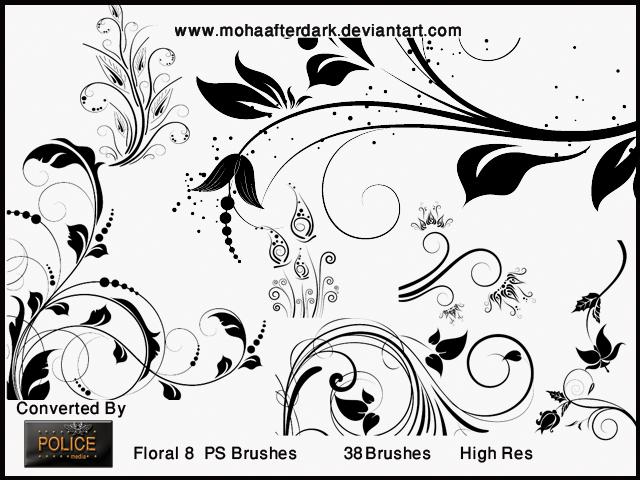 Floral 8 by mohaafterdark