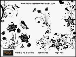 Floral 9 by mohaafterdark