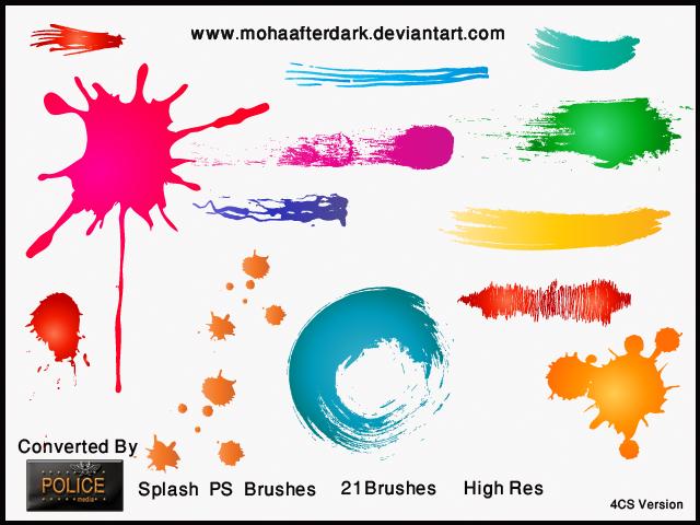 Splash by mohaafterdark