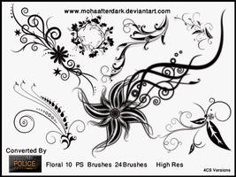 Floral 10 by mohaafterdark