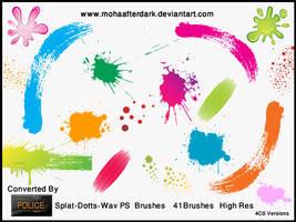 Splat-Dotts-Wav by mohaafterdark