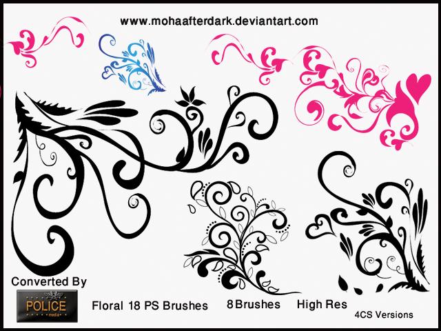 Floral 18 by mohaafterdark