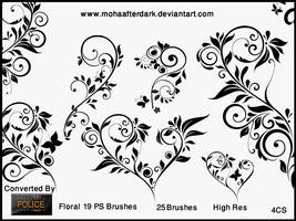 Floral 19 by mohaafterdark