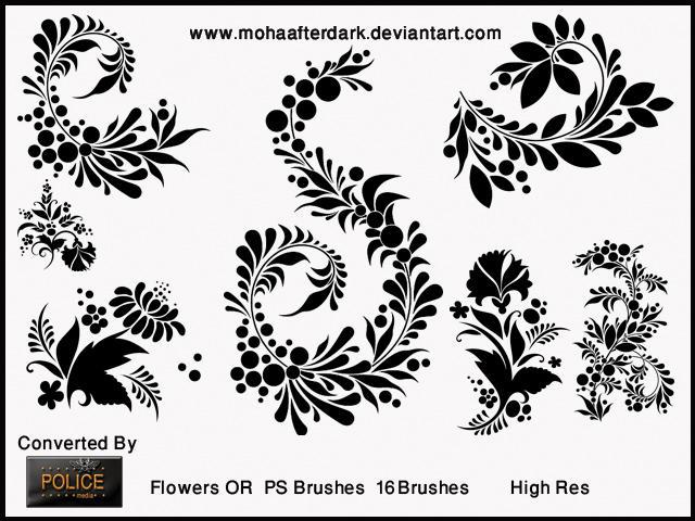 Flowers OR by mohaafterdark