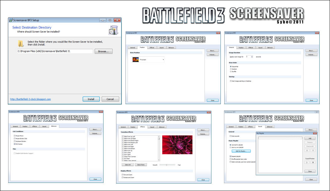 Screensaver battlefield 3 by qcsybe on deviantart - Battlefield screensaver ...