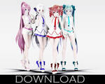 MMD MiMi-simple style DL (DOWN)