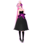 Tda Megurine Luka Dress .:Download:.