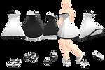 Simple dress+ Shoes .:Download:.