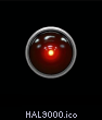 HAL9000 Icon by TiberianHammer