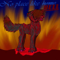 No place like hell by Midnight-Blaze1