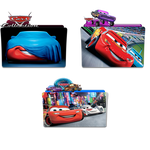 Cars Folder Icon Pack by gterritory