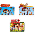 Cloudy With A Chance Of Meatballs Folder Icon Pack by gterritory