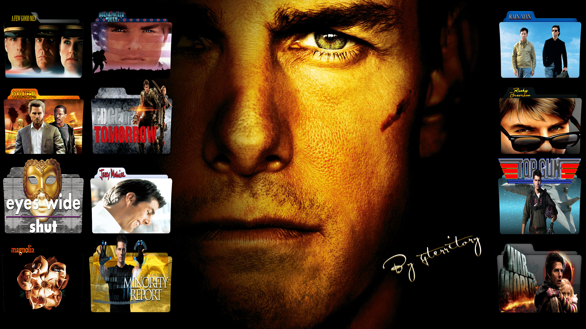 Tom Cruise Movies Icon Pack by gterritory on DeviantArt