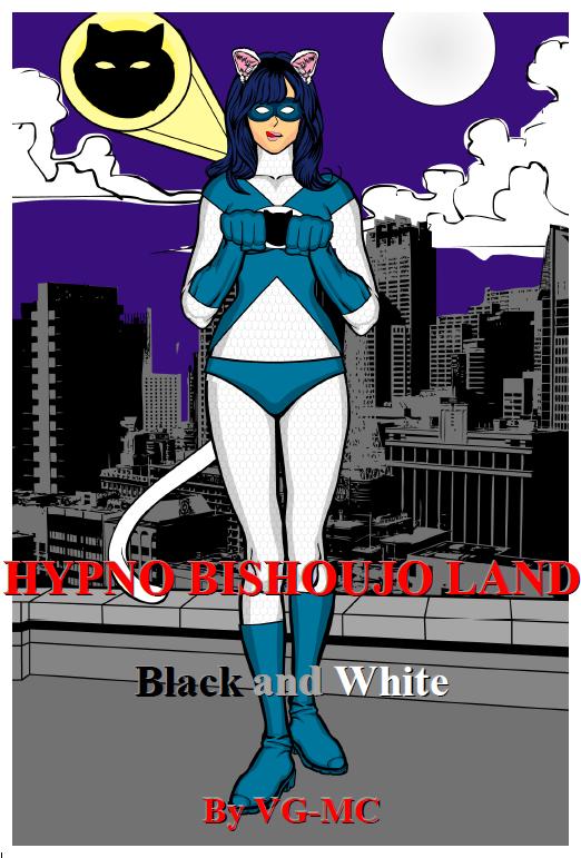 HypnoBishoujoLand: Black and White - Complete by VG-MC