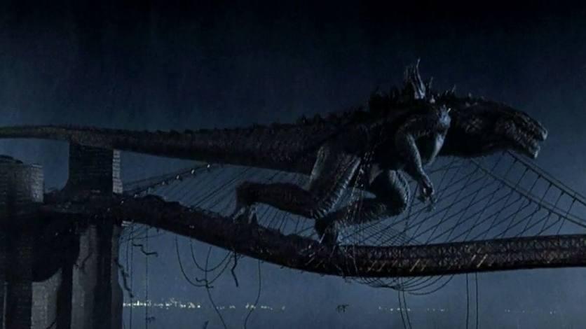 Godzilla 1998 Fan Button By Godzilla1516 by Godzillaworld1516