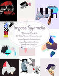 Impossiblyamelia's Texture Pack 6