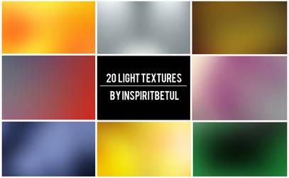 Light Textures Pack #1