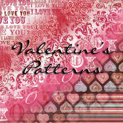 Be My Valentine by Saphiira-Stock