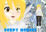 -MMD Newcomer- Human Derpy Hooves -Download-