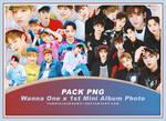 [PNG Pack #26] Wanna One x 1st Mini Album Photo