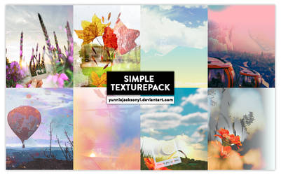 [ texture pack ] #7 by yunniejacksonyi