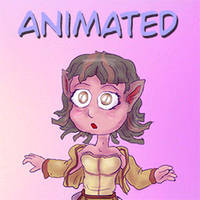 TG TF - New Year Pony (Animated) by Glockens
