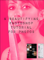 beauty PS tutorial for photos by suzi9mm