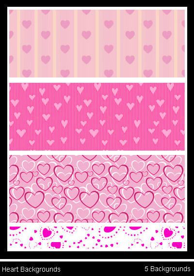 patterns backgrounds. Heart Pattern Backgrounds by