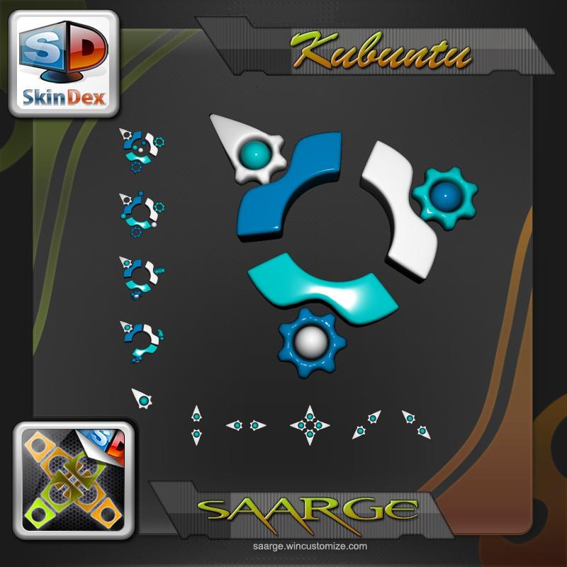 Kubuntu CursorFX by sAARGe