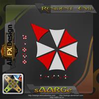 Resident Evil by sAARGe