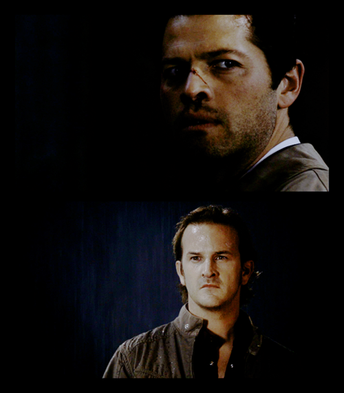 Lucifer Gabriel: Castiel X Angel!Reader X Gabriel By Angelmewmew On