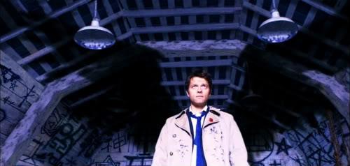His Wings - Castiel x Reader by angelmewmew on DeviantArt