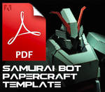 Samurai Bot PDFs Template with instructions