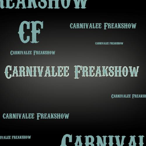 Carnivalee Freakshow Font by lovelielife