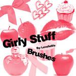 Girly Stuff Brushes
