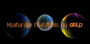 XSaturate Material Pack