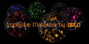 Implosive Material Pack