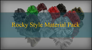 Rocky Material Pack